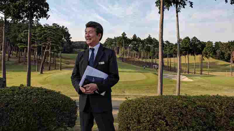 Japan Has Half Of Asia's Golf Courses, But The Game's Popularity There Is Flagging