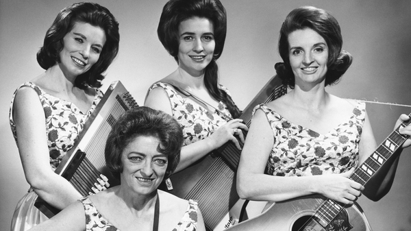 Forebears: Maybelle Carter, The Mother Of Popular Country Music