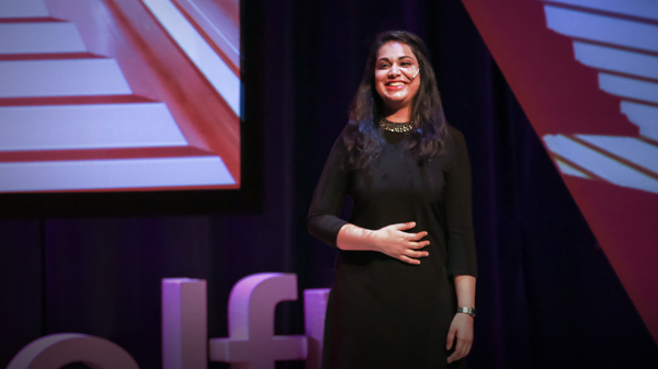 Mileha Soneji speaks at TEDxDelft 2015.