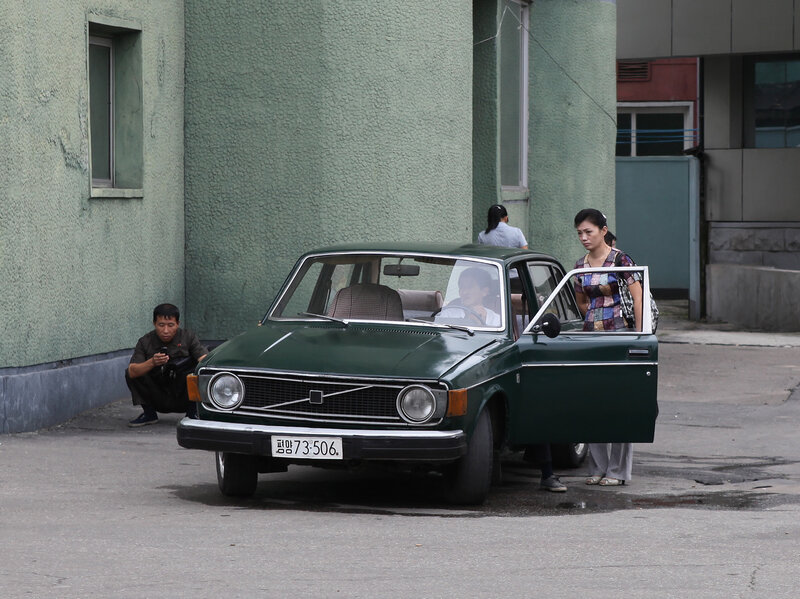 How 1,000 Volvos Ended Up In North Korea — And Made A