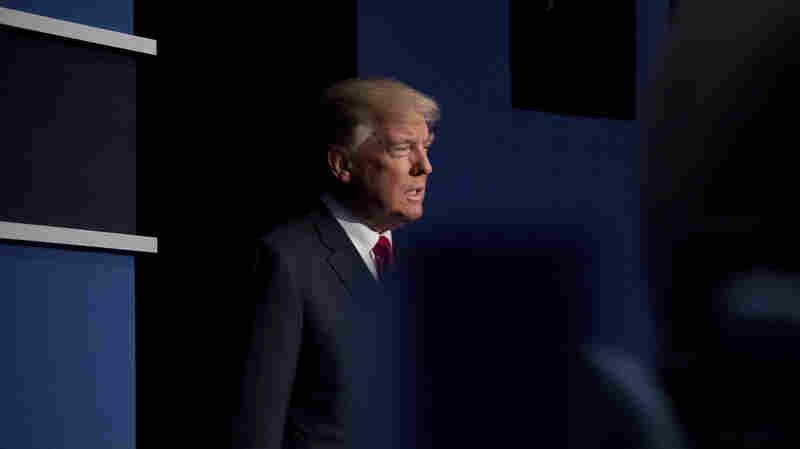 Trump Enters Fraught Territory By Criticizing Al Franken