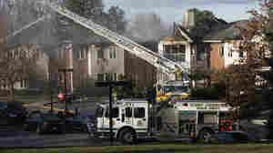 20 Injured As Massive Fire Tears Through Senior Living Center Near Philadelphia