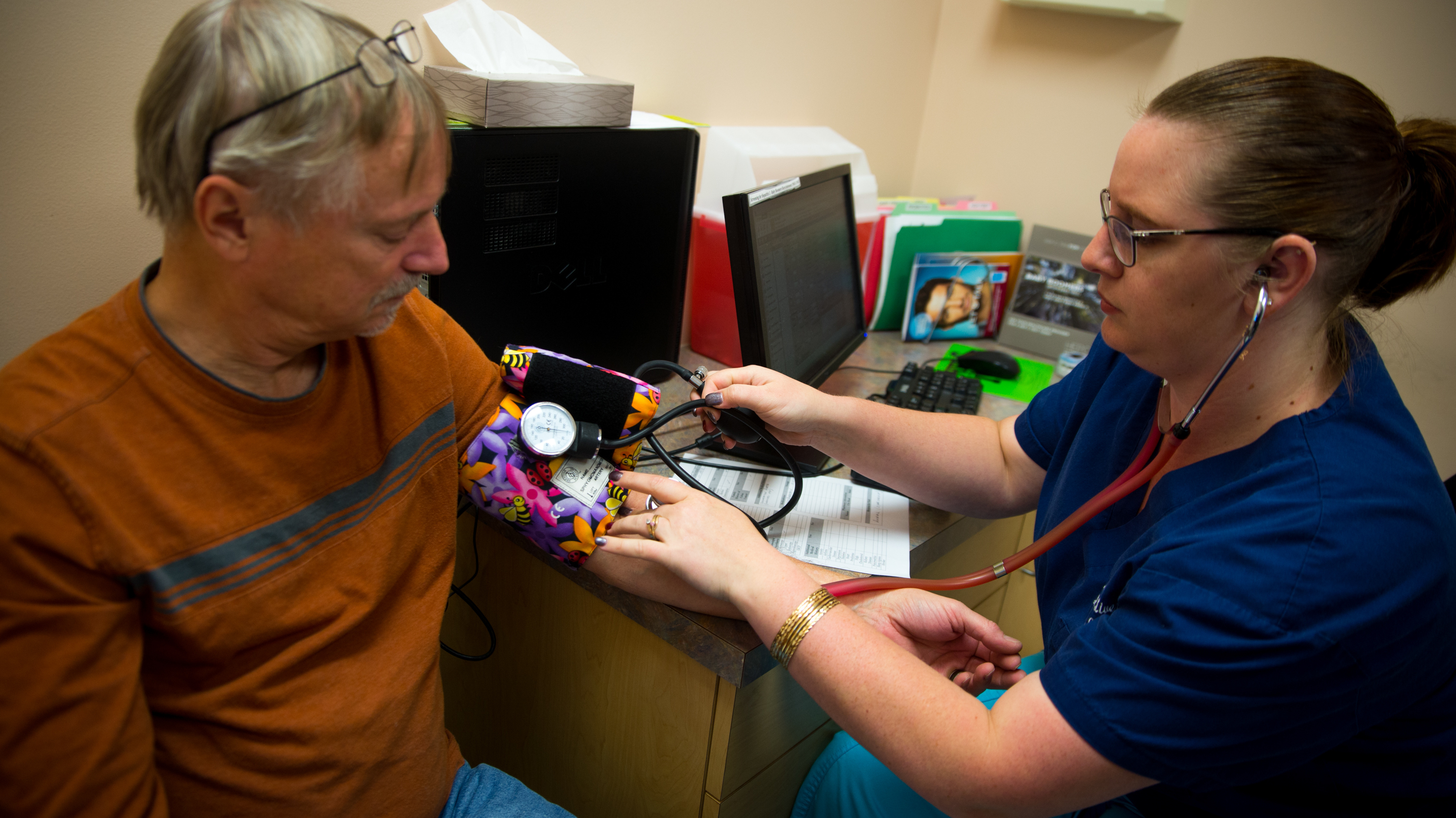 npr.org - Richard Harris - Odds Are They're Taking Your Blood Pressure All Wrong
