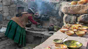 The Ancient Andean Tradition of Eating Clay May Have Helped To Protect Health