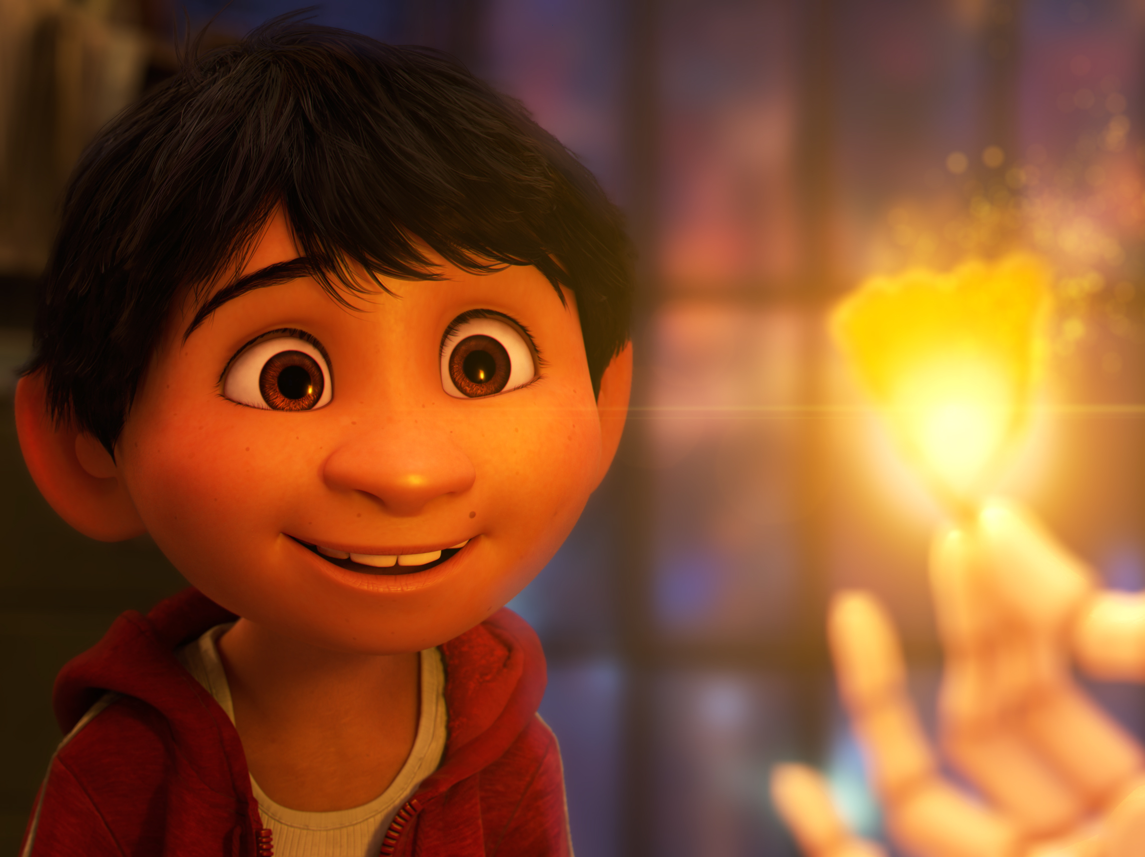 Pixar's Coco celebrates Mexico in times of Trump