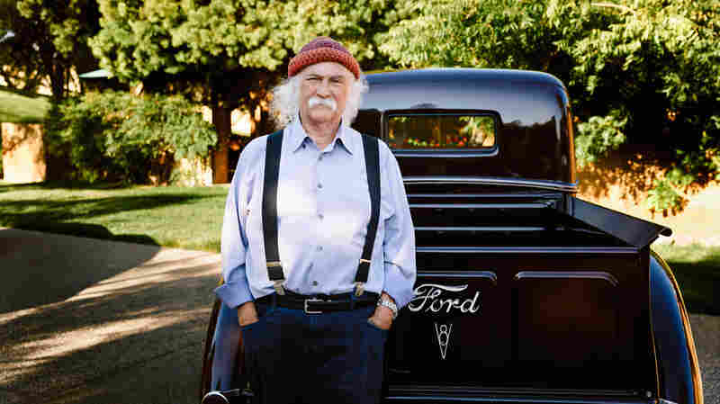 David Crosby On World Cafe