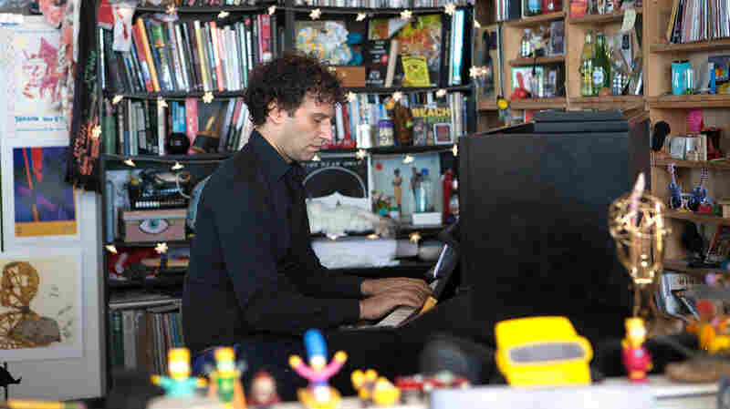 David Greilsammer: Tiny Desk Concert