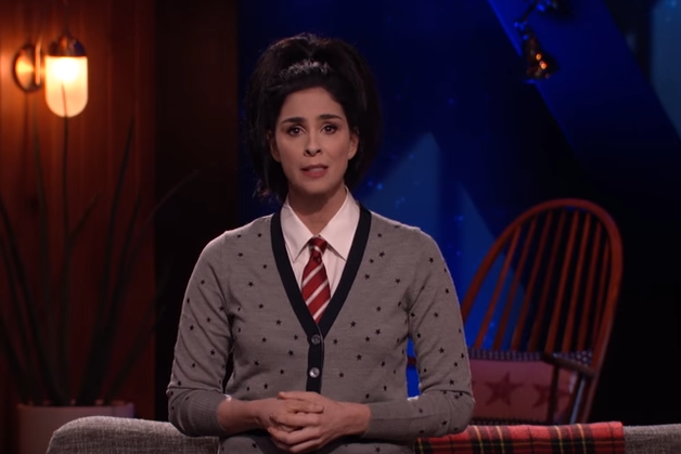Sarah Silverman Asks Can You Love Someone Who Did Bad Things