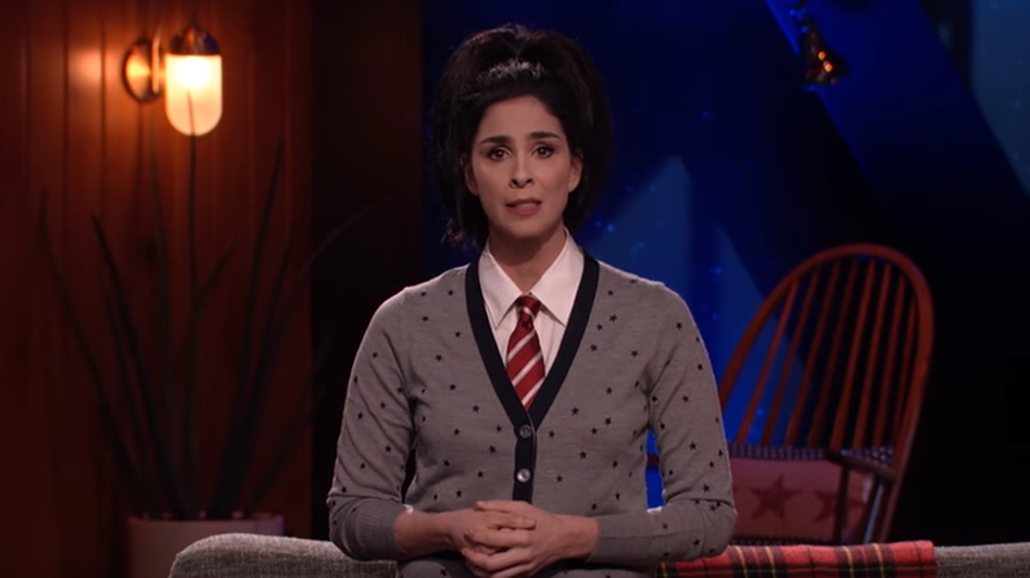 In a monologue on her Hulu show <em>I Love You, America</em>, comedian Sarah Silverman described the sadness and anger she feels about her friend Louis C.K., following his admission of sexual misconduct.