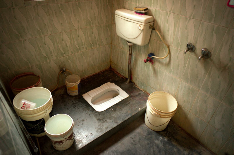 Toilets, Pits, Latrines: How People Use The Bathroom Around The ...