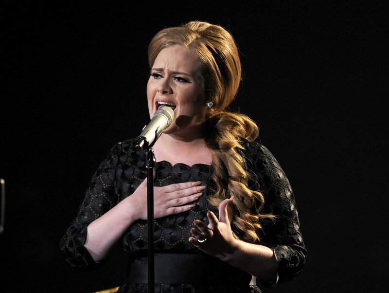 494832ec084a1d Adele performs during the MTV Video Music Awards at Nokia Theatre L.A. Live  on Aug. 28