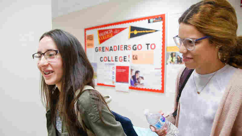 For Many Puerto Ricans, College Plans Washed Away With Hurricane Maria
