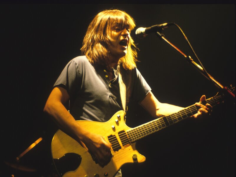 Acdc Cofounder And Guitarist Malcolm Young Dies Age 64 The Two