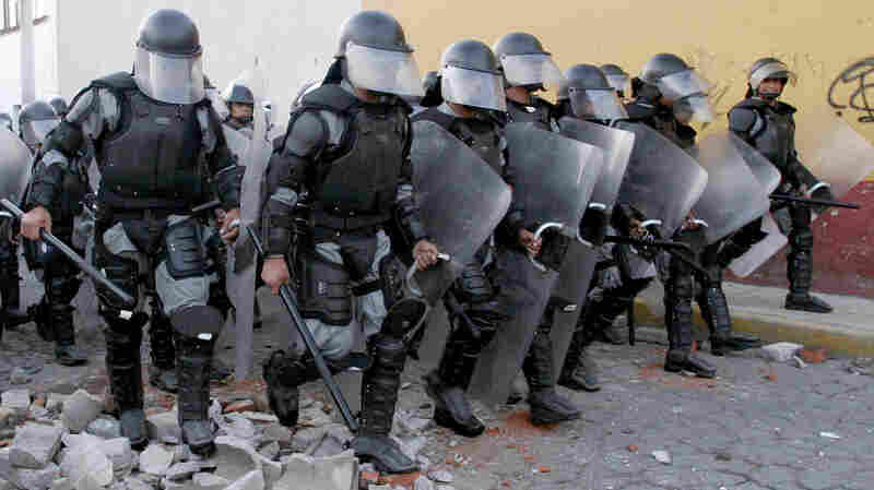Women Testify Against Mexican Police For Sexual Torture In International Court