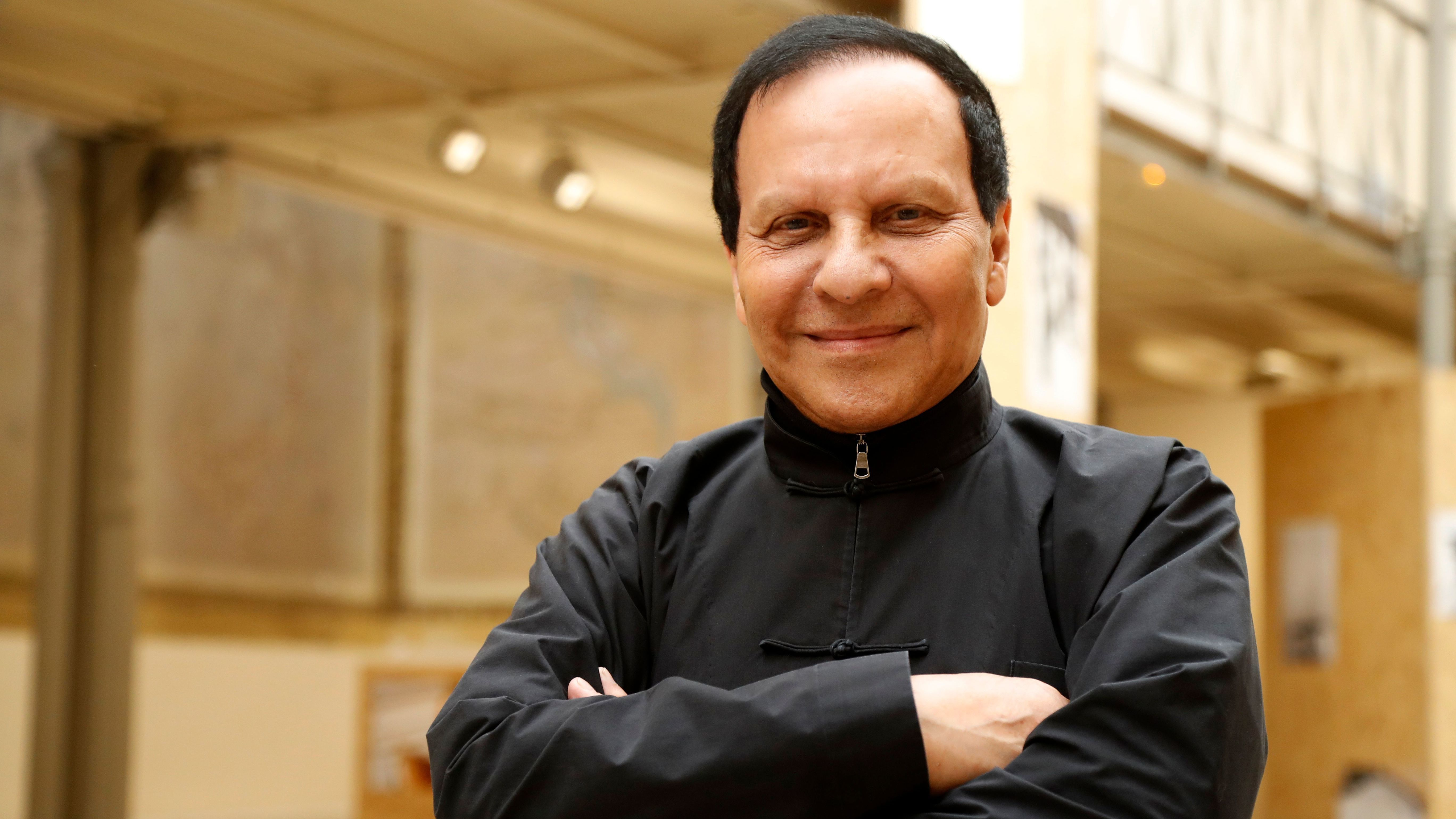 Azzedine Alaia French Fashion Designer Known As The 'King Of Cling' Dies