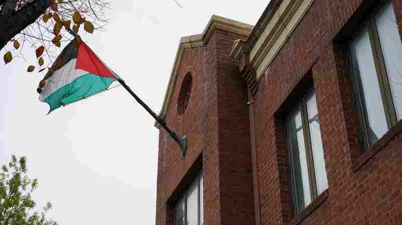 Palestinians Threaten To Suspend Talks If U.S. Closes PLO Mission