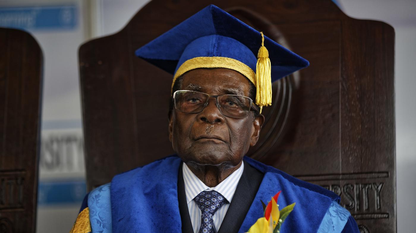 Zimbabwe's Mugabe Ousted By Own Party