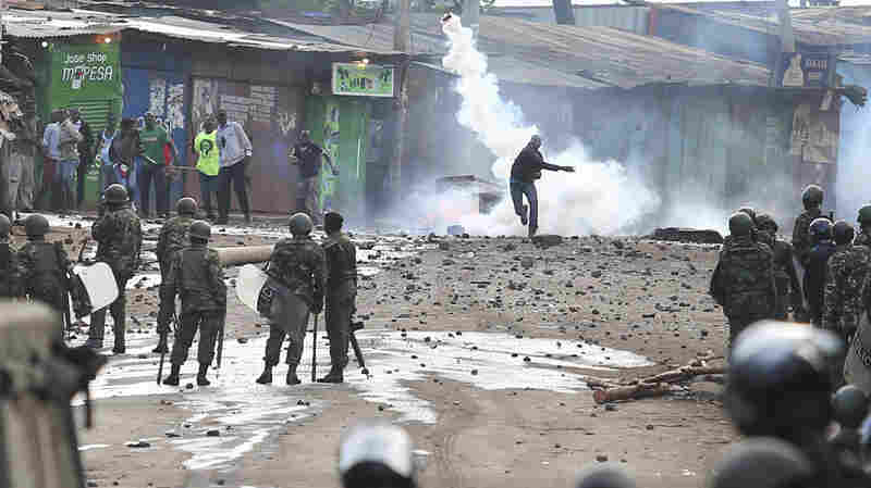 Deadly Violence Spirals In Nairobi Ahead Of Court Ruling On Presidential Win