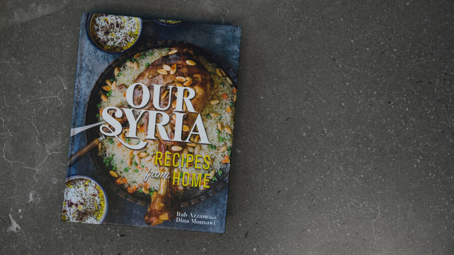 In our syria cookbook women share stories safeguard a scattered in our syria cookbook women share stories safeguard a scattered cuisine forumfinder Images