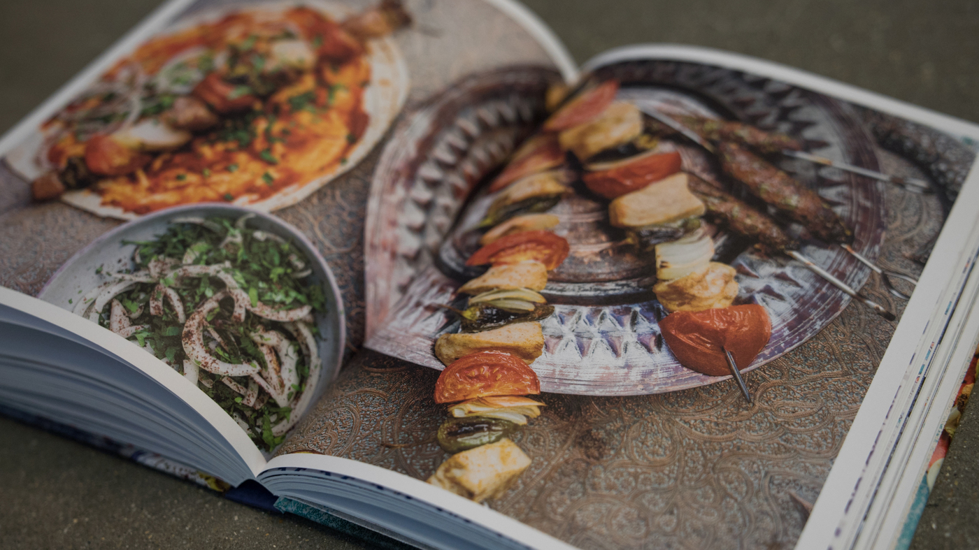 In our syria cookbook women share stories safeguard a scattered in our syria cookbook women share stories safeguard a scattered cuisine the salt npr forumfinder Images