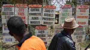 Amid Political Tumult, Zimbabwe Lawmakers Open Impeachment Process Against Mugabe