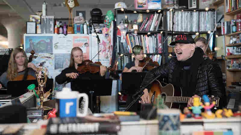 Billy Corgan: Tiny Desk Concert