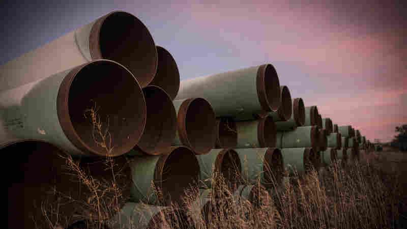Keystone XL Pipeline Gets Regulators' OK In Nebraska, Clearing Key Hurdle