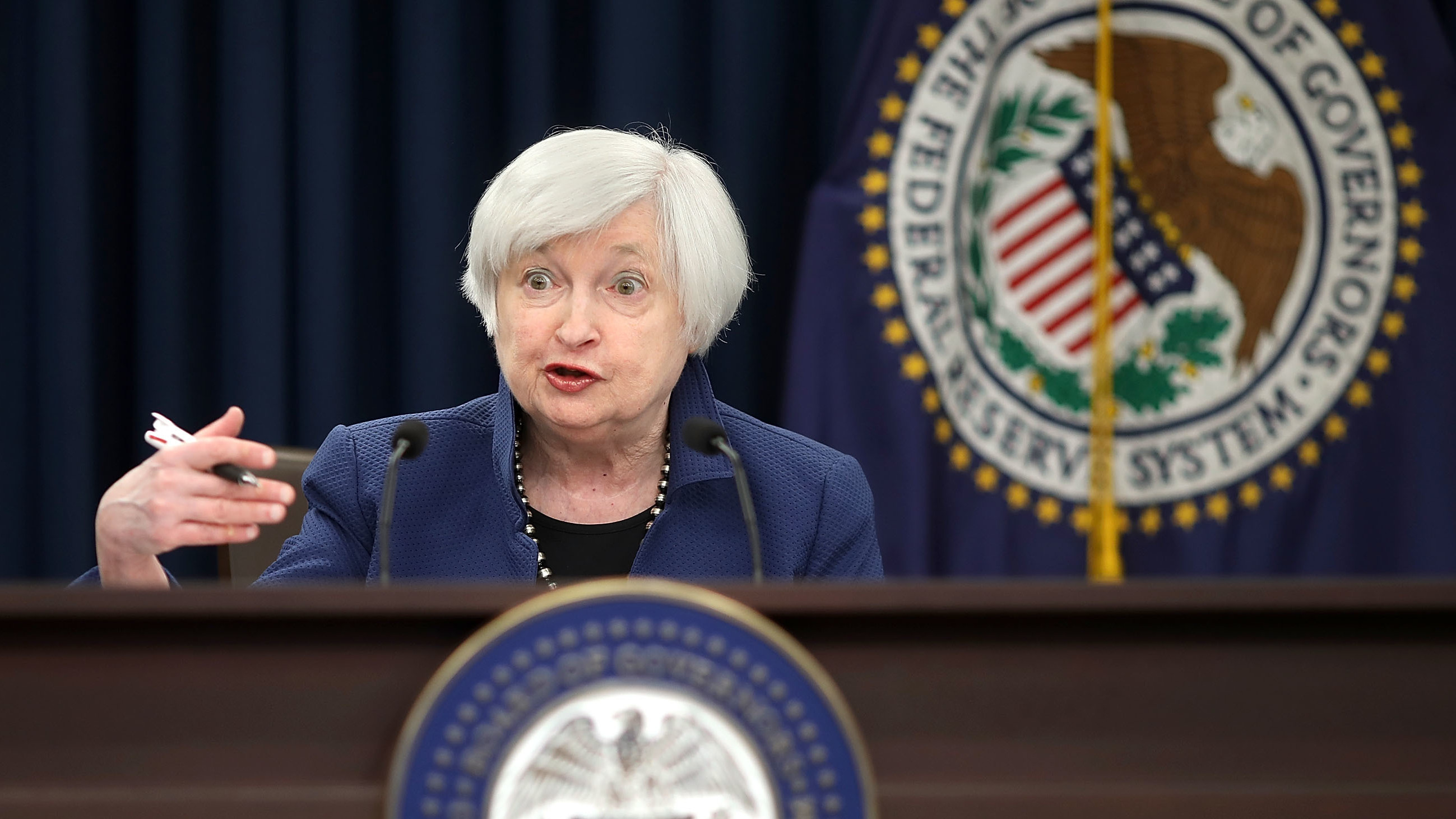 npr.org - John Ydstie - Yellen Resigns From Fed Board After Being Passed Over To Keep Top Post
