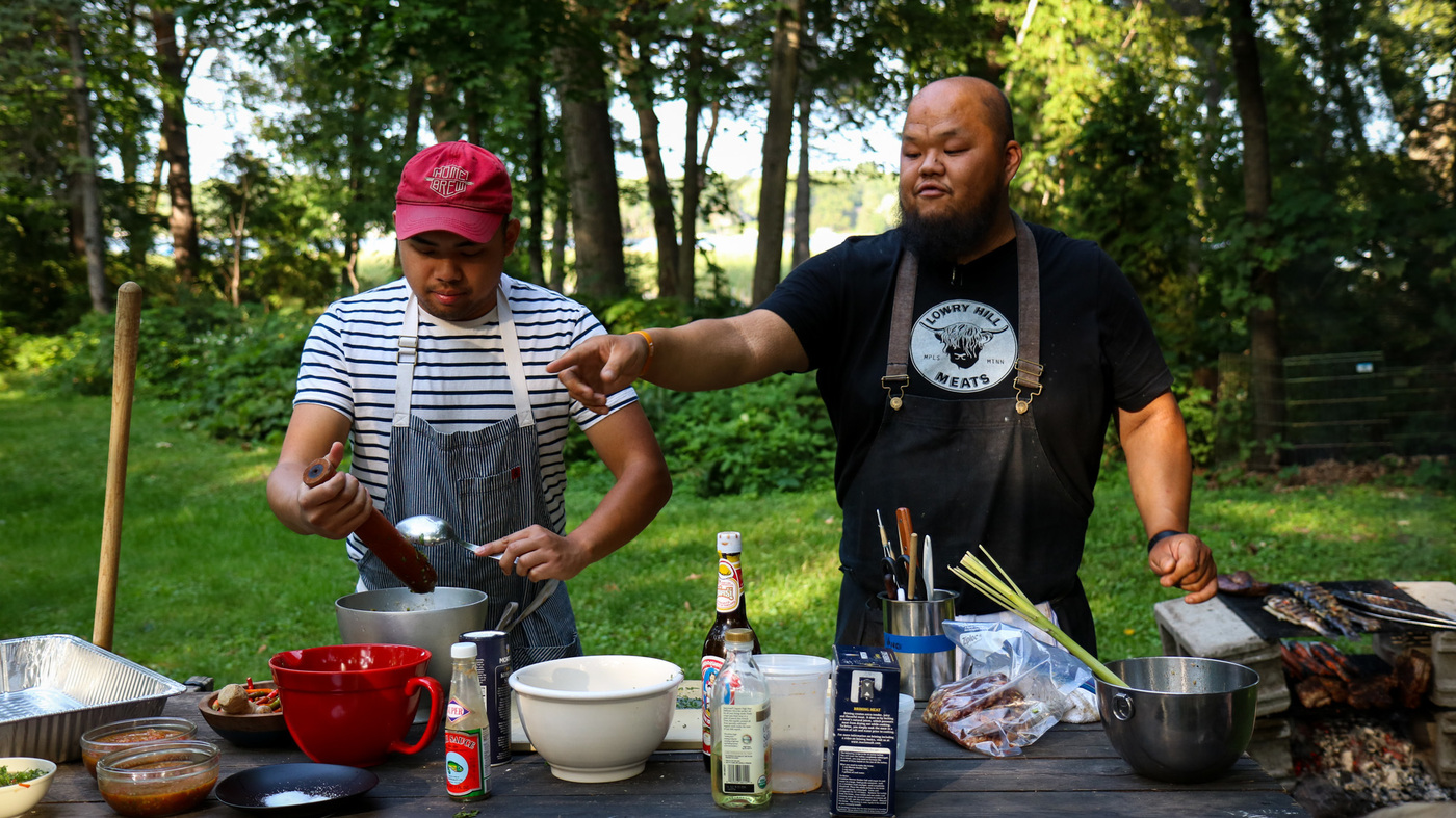 In Minnesota, An Ambassador For Hmong Culture And Culinary