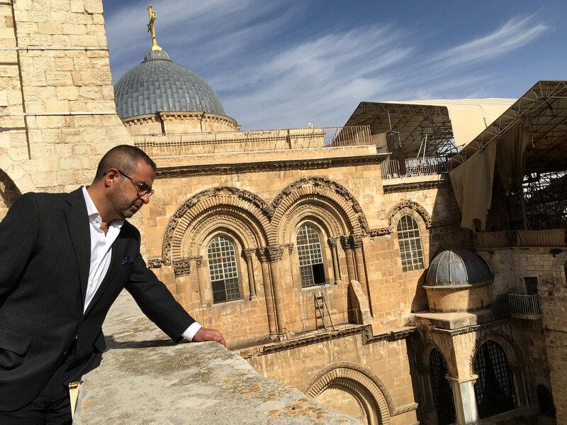 Greek Orthodox Church Sells Land In Israel, Worrying Both Israelis