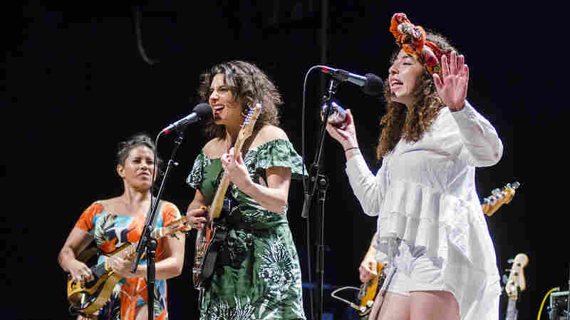 LADAMA On Mountain Stage