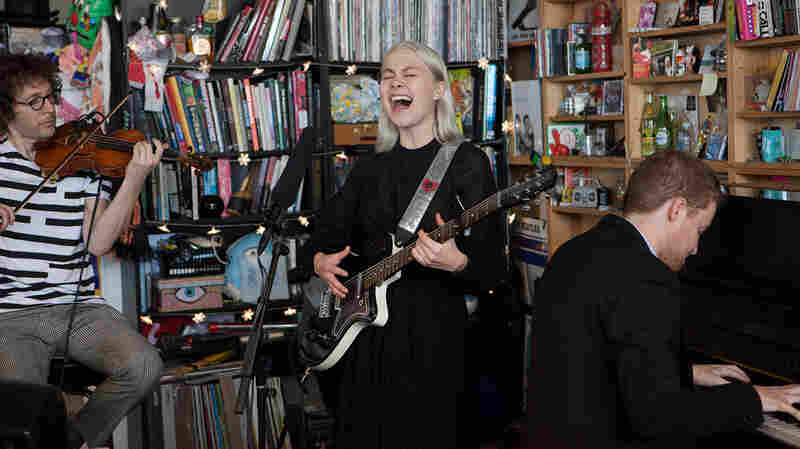 Phoebe Bridgers: Tiny Desk Concert