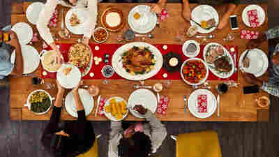It's Not Just Politics. Food Can Stir Holiday Conflict, Too