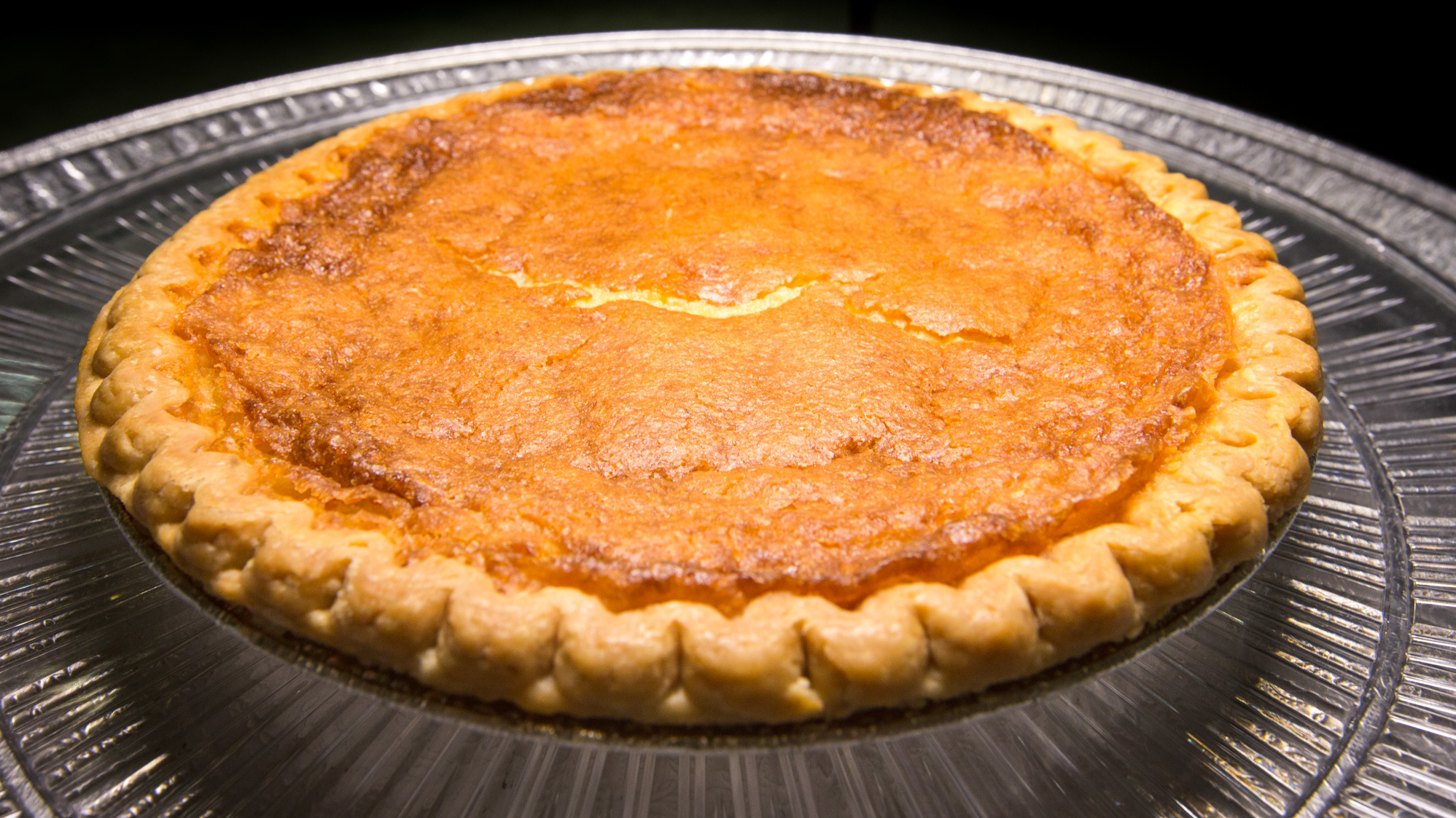 In Kentucky, Transparent Pie Is Clearly A Thanksgiving Winner