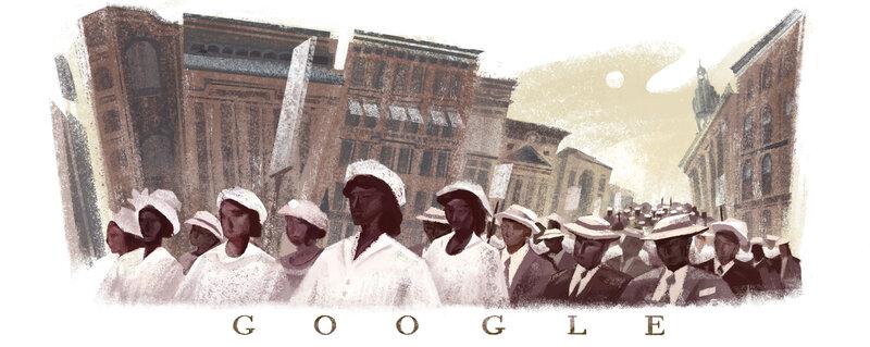 google doodles aim to educate spark critical conversation not just