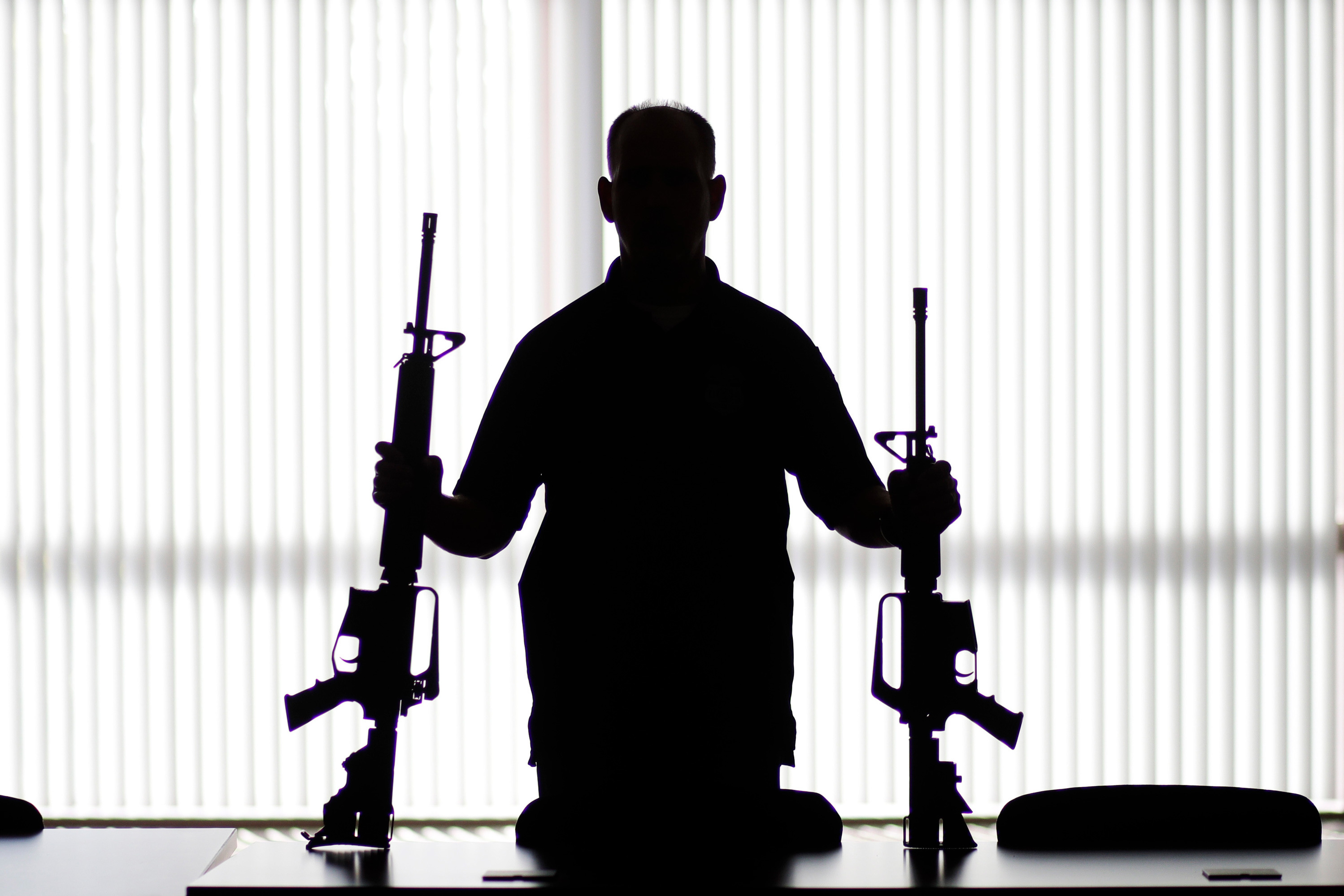 Amnesty going great guns as war weapons turned in