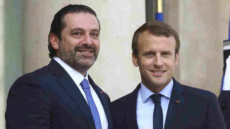 Prime Minister Saad Hariri Returns To Lebanon