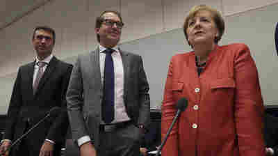 Germany's Merkel: New Elections Preferable To Minority Government