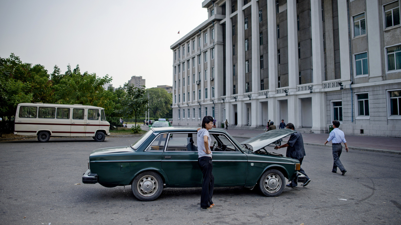 How 1,000 Volvos Ended Up In North Korea — And Made A Diplomatic