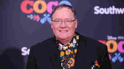 Pixar's John Lasseter Takes Leave Of Absence After Harassment Allegations