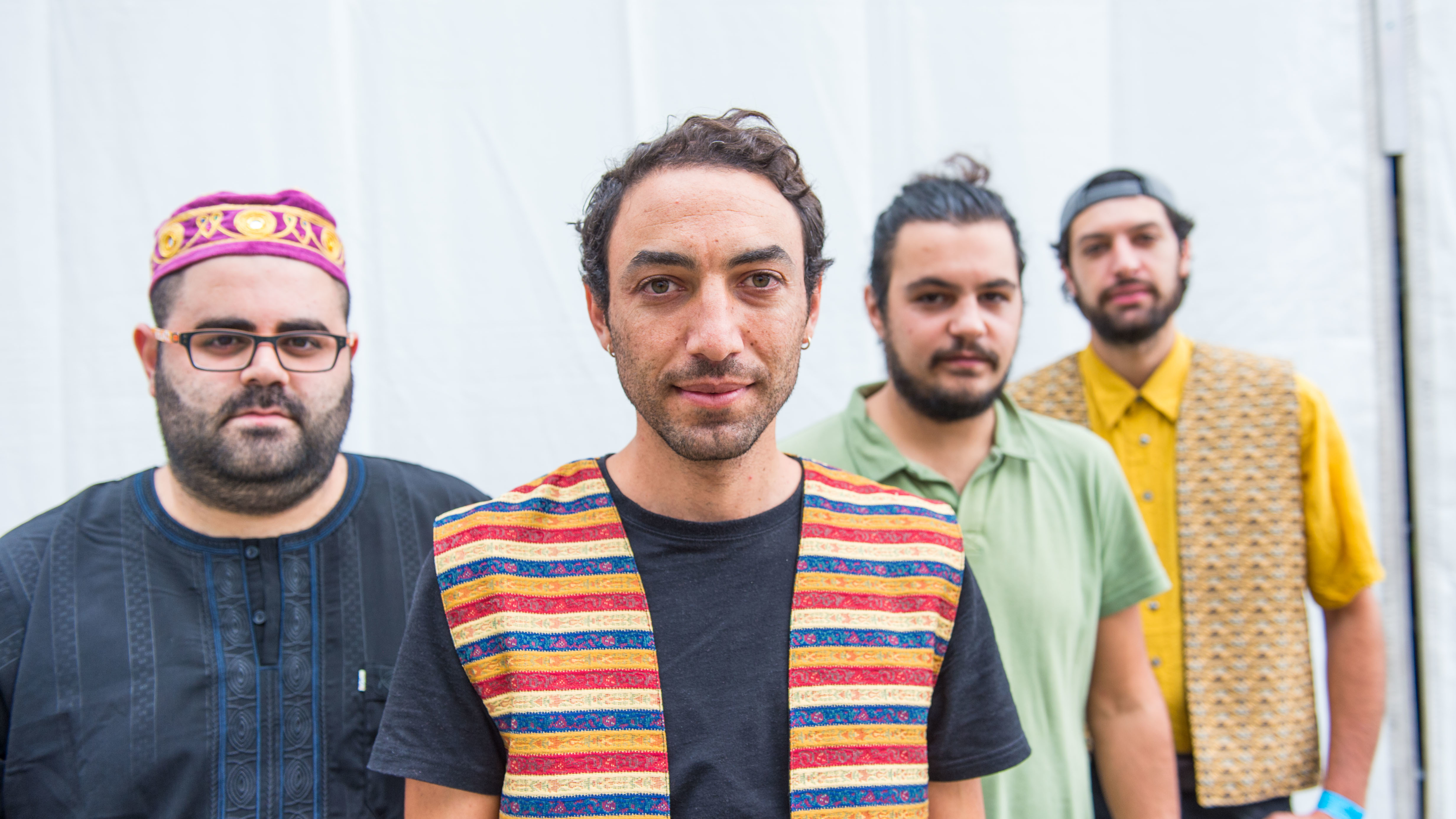 On The Syrian Border, Alternative Arabic Music Brews