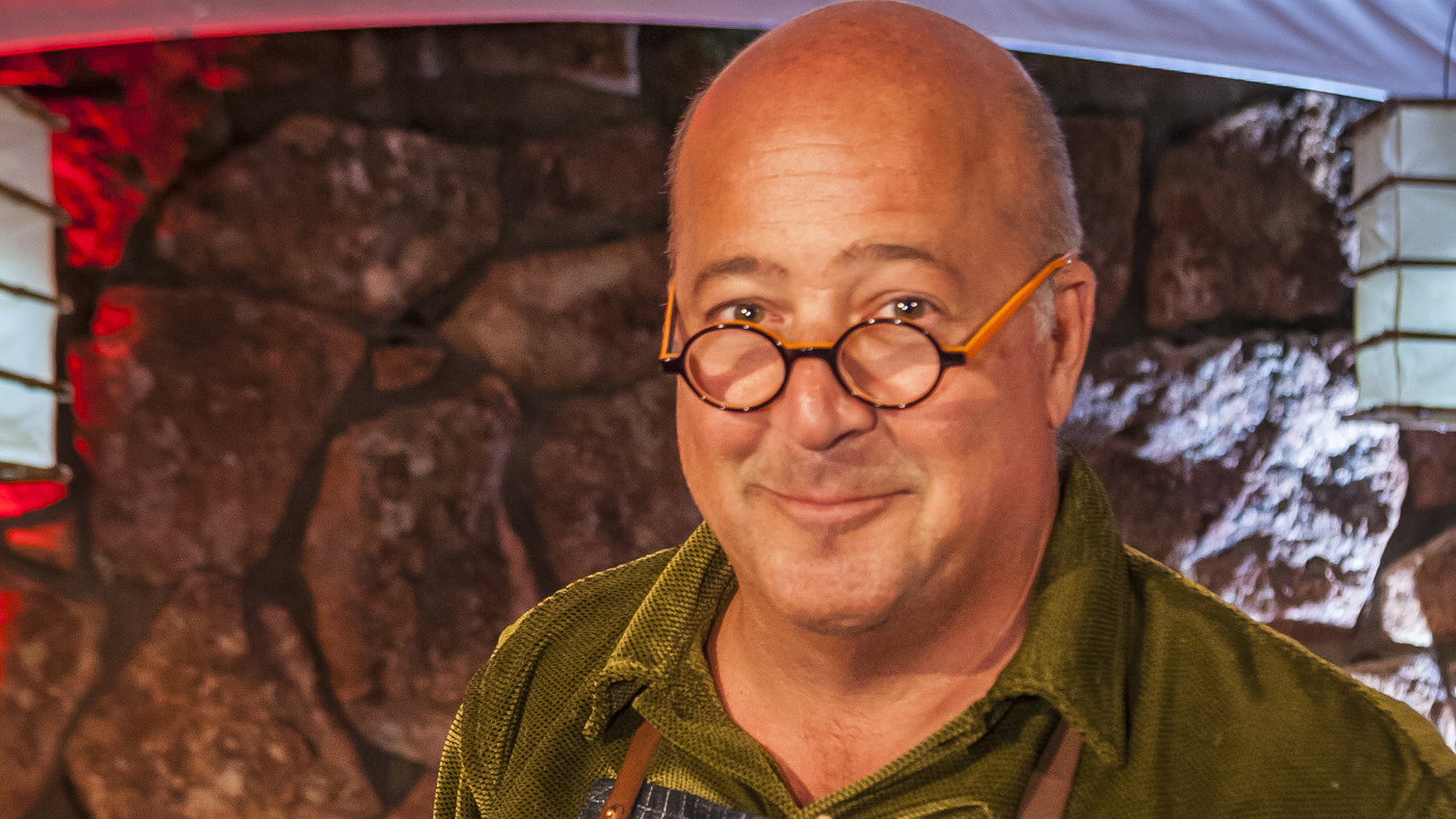 Not My Job: We Quiz 'Bizarre Foods' Host Andrew Zimmern About White Bread