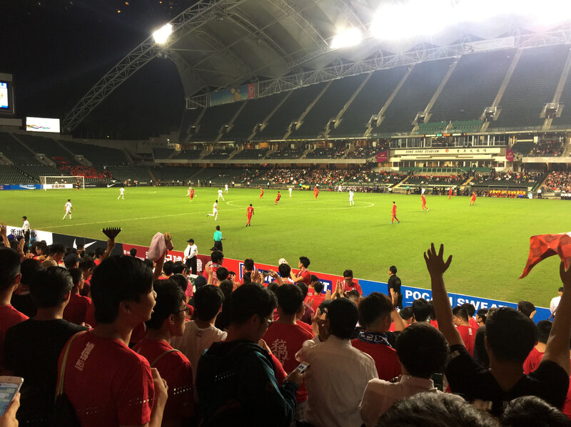 In Hong Kong, Booing China's National Anthem Is About To Get