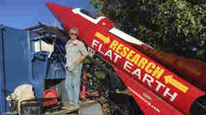 'I Don't Believe In Science,' Says Flat-Earther Set To Launch Himself In Own Rocket