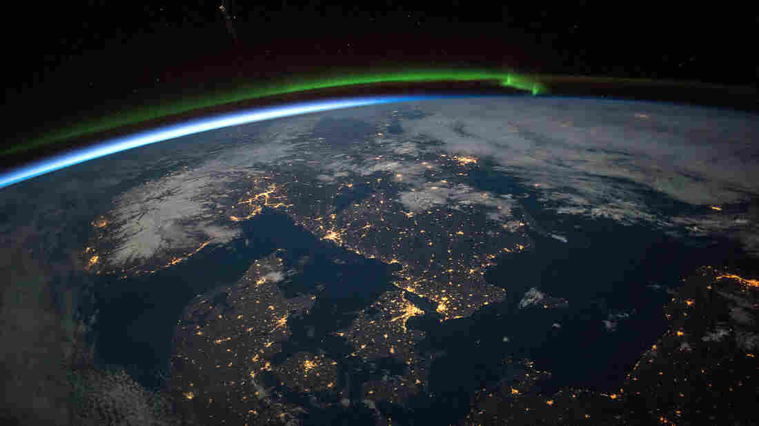 Earth Increasingly Looks Lit-Up At Night