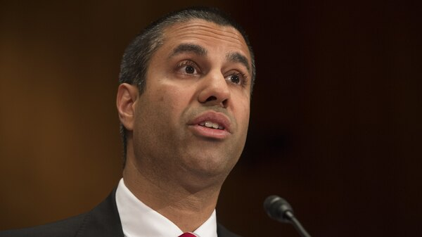 FCC's Pai: 'Heavy-Handed' Net Neutrality Rules Are Stifling The Internet
