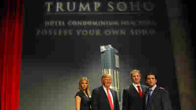 Trump Organization Cuts Ties To Controversial SoHo Hotel
