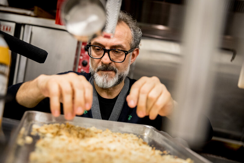 Less waste more taste master chef massimo bottura reimagines less waste more taste a master chef reimagines thanksgiving leftovers forumfinder Gallery