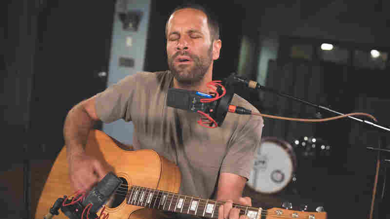 Jack Johnson On World Cafe