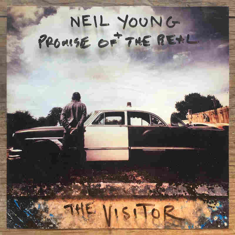 Neil Young & Promise Of The Real, The Visitor